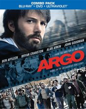 Argo Blu-ray Review