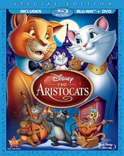 The Aristocats Blu-ray Review