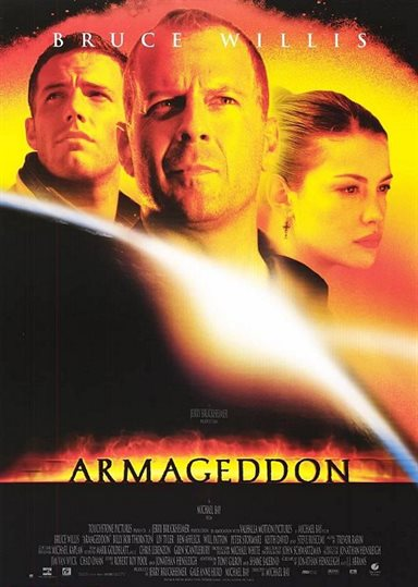 Armageddon © Touchstone Pictures. All Rights Reserved.