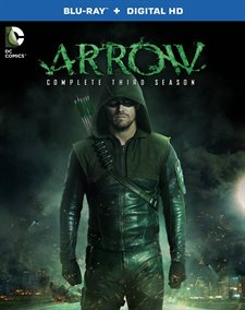 Arrow: The Complete Third Season Blu-ray Review
