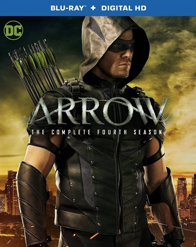 Arrow: The Complete Fourth Season Blu-ray Review