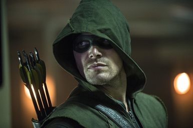 Arrow © Warner Bros.. All Rights Reserved.