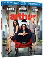 Arthur Blu-ray Review