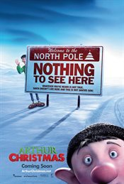 Arthur Christmas Theatrical Review