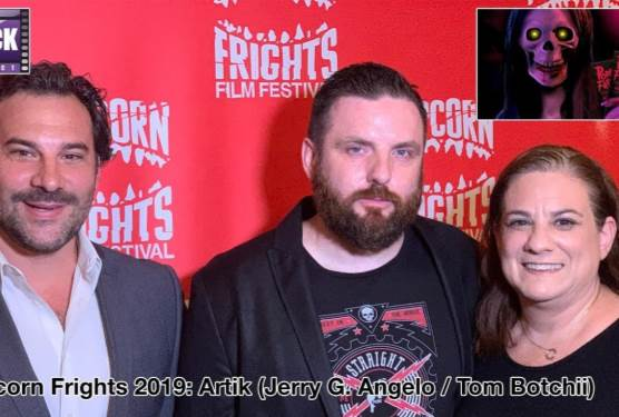 Meet Artik, The Serial Killer - Popcorn Frights Film Festival 2019