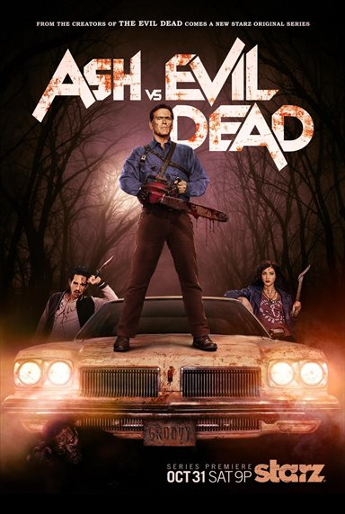 Ash vs Evil Dead Series Review