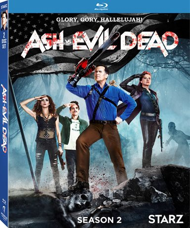 Ash vs Evil Dead: The Complete Second Season Blu-ray Review