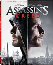 Assassins Creed Blu-ray Review