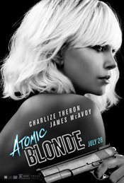 Atomic Blonde Theatrical Review