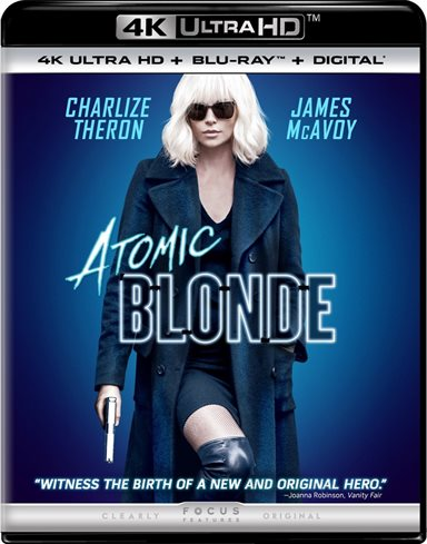 Atomic Blonde 4K Ultra HD Review