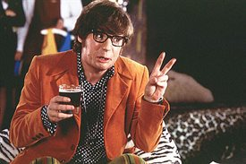 Austin Powers: International Man of Mystery © New Line Cinema. All Rights Reserved.