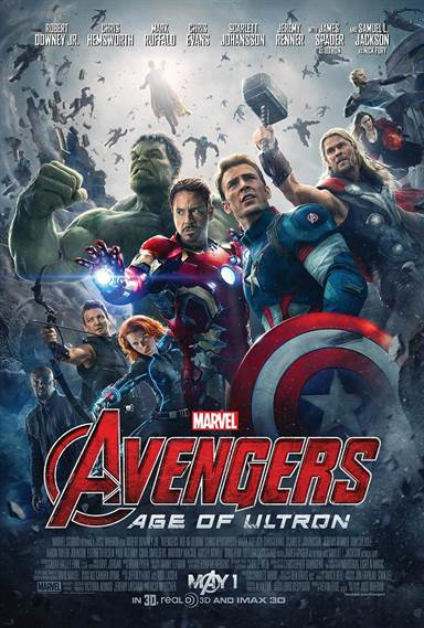 Avengers: Age of Ultron © Walt Disney Pictures. All Rights Reserved.