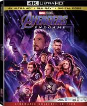 Avengers: Endgame 4K Ultra HD Review