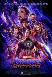 Avengers: Endgame Theatrical Review