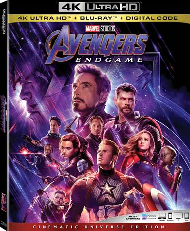 Avengers: Endgame 4K Ultra HD Review
