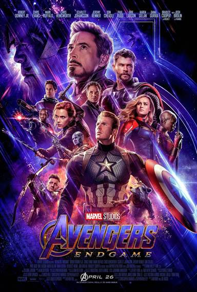 Avengers: Endgame © Walt Disney Pictures. All Rights Reserved.