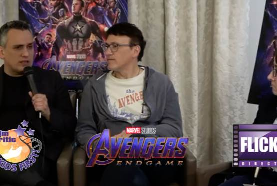 KIDS FIRST!  Speaks With Anthony and Joe Russo