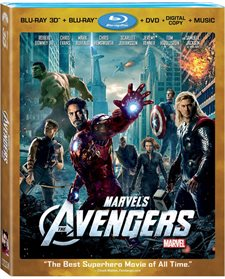 Marvel's The Avengers Blu-ray Review