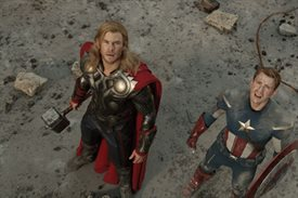 Marvel's The Avengers © Walt Disney Pictures. All Rights Reserved.