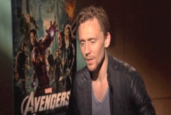 Marvel's The Avengers Tom Hiddleston Interview