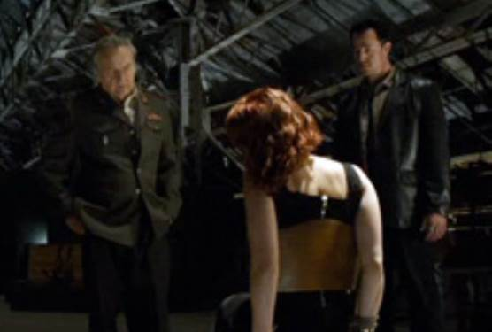 Black Widow Interrogation Clip