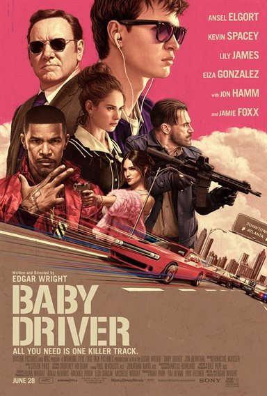 Baby Driver © TriStar Pictures. All Rights Reserved.