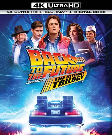 Back to the Future: The Ultimate Trilogy 4K Ultra HD Review