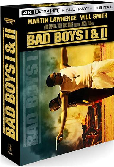 Bad Boys / Bad Boys II - Set 4K Ultra HD Review