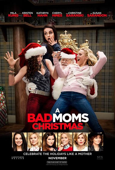 A Bad Moms Christmas Theatrical Review
