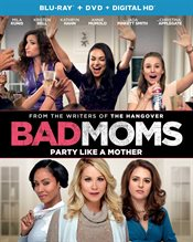 Bad Moms Blu-ray Review