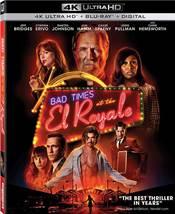 Bad Times at the El Royale 4K Ultra HD Review