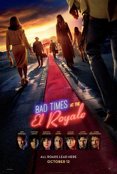 Bad Times at the El Royale © 20th Century Fox. All Rights Reserved.