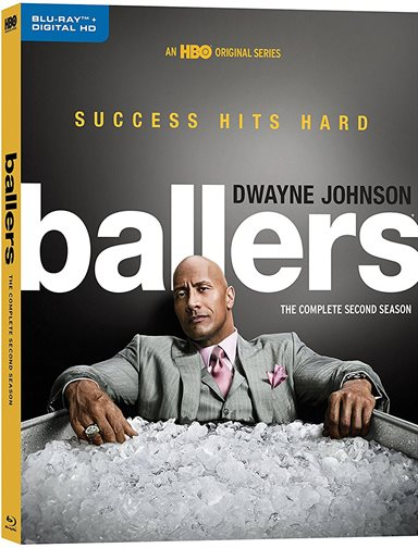 Ballers: The Complete Second Season Blu-ray Review