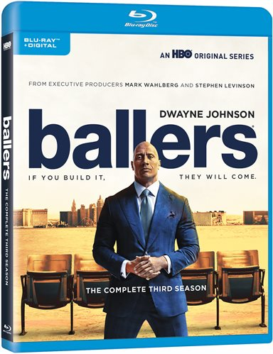 Ballers: The Complete Third Season Blu-ray Review