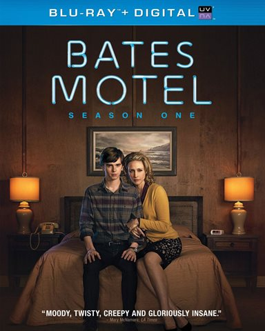 Bates Motel: Season One Blu-ray Review