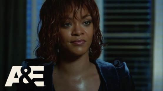 Rihanna as Marion Crane - First Look