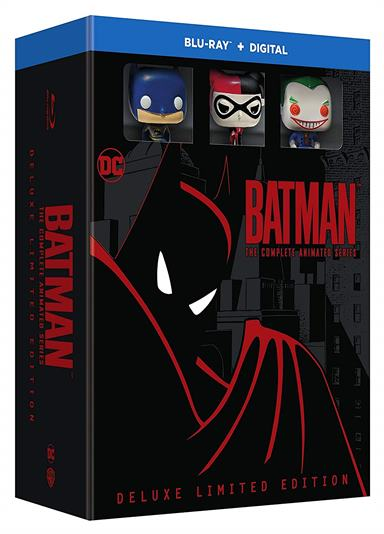 Batman: The Animated Series Blu-ray Review