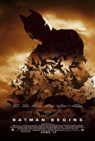 Batman Begins Theatrical Review
