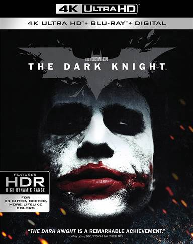 The Dark Knight 4K Ultra HD Review