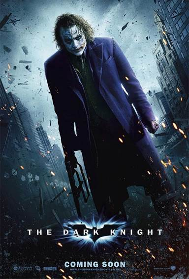 The Dark Knight Theatrical Review