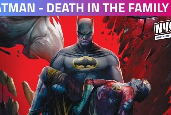 New York Comic Con Batman: Death in the Family Panel