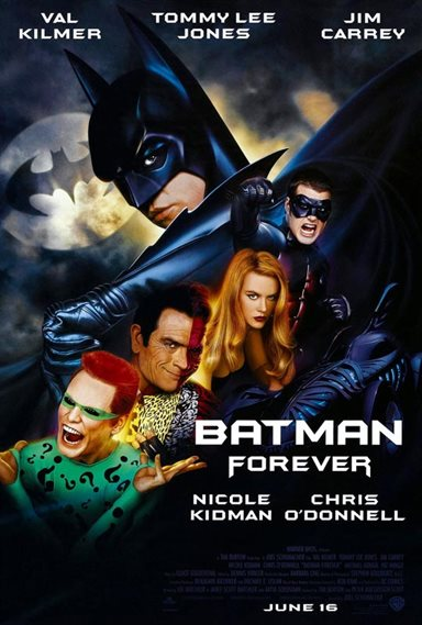 Batman Forever © Warner Bros.. All Rights Reserved.