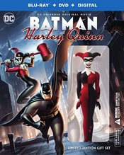 Batman and Harley Quinn Blu-ray Review