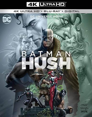 Batman: Hush 4K Ultra HD Review