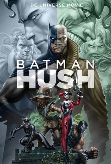 Batman: Hush © Warner Bros.. All Rights Reserved.