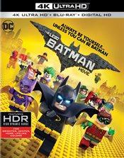 Batman Lego Movie 4K Ultra HD Review