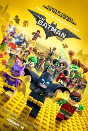 Batman Lego Movie Theatrical Review