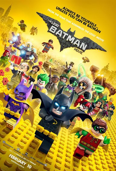 Batman Lego Movie Theatrical Review