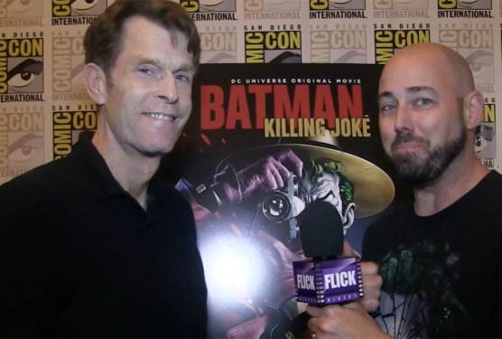 What was it like working on the first R rated animated Batman film?