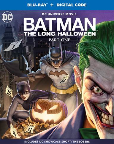 Batman: The Long Halloween, Part One Blu-ray Review